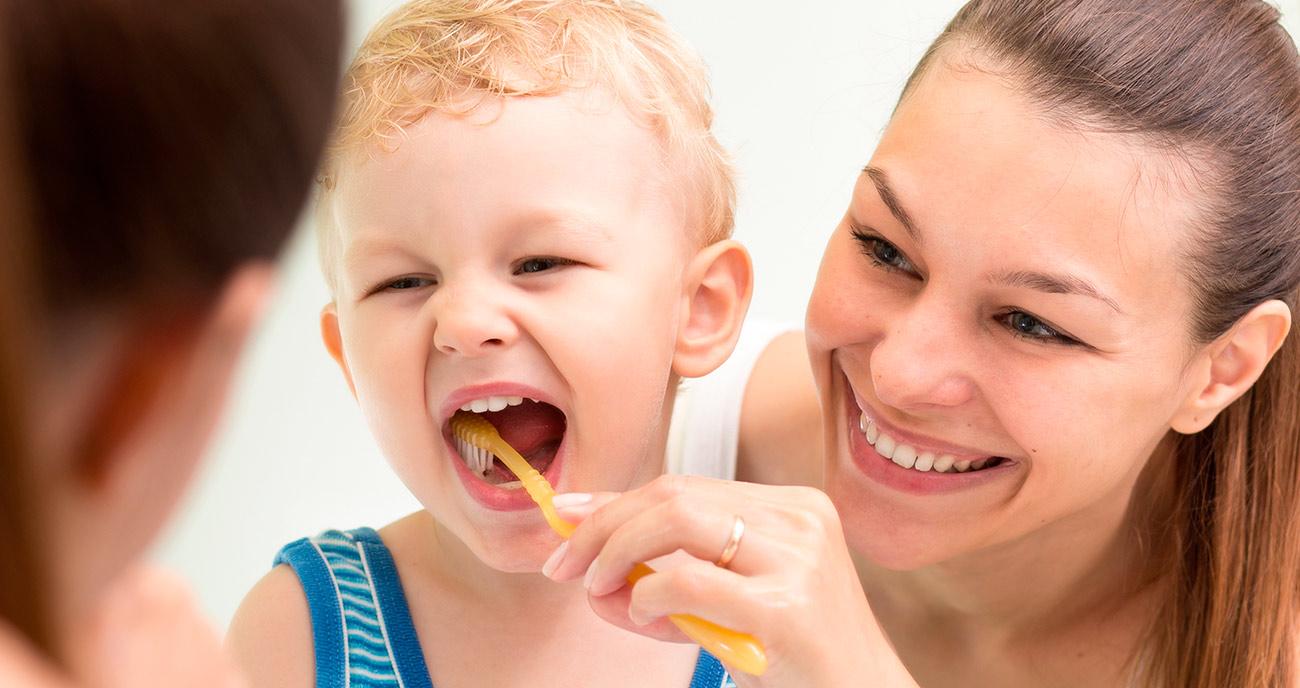 Dentistas en Mieres para niños