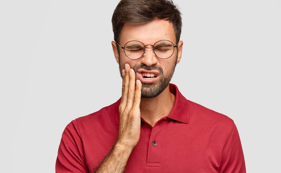 inflamacion de encias clinica dental en Mieres periodoncia